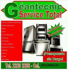 Reparacion Service Heladeras Calefones Frezeer Cocinas