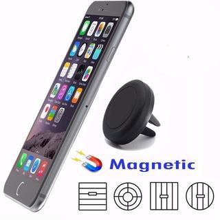 Suporte Magnético Universal Celular Ventilador iPhone Galaxy