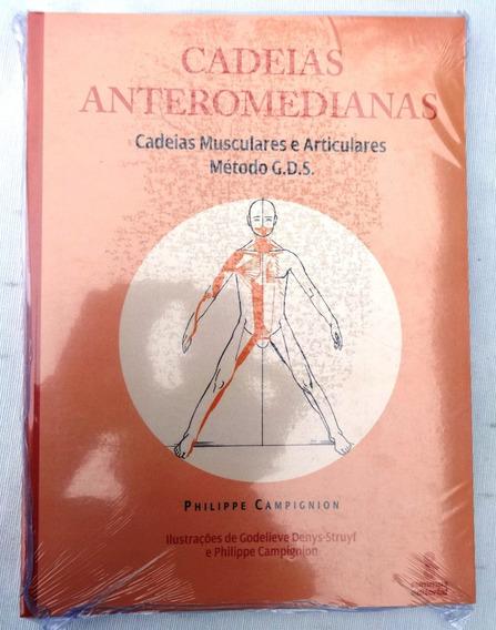 Cadeias Anteromedianas - Musculares E Articulares - Lacrado