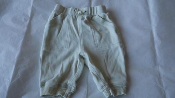 Pantalon Verde Marca Baby Gap Unisex Talla New Born Recien N