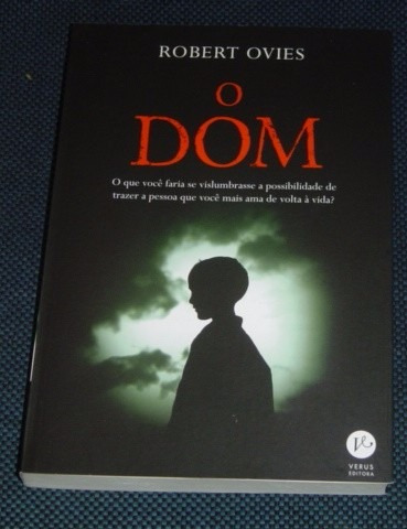 Robert Ovies O Dom Livro Novo