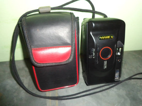 Câmera Fotográfica Yashica Antiga -made In Japão Usada