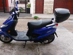 Scooter Suzuki An 125 Azul