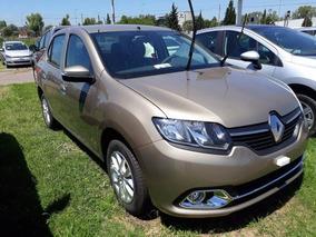 Renault Logan Privilege / Authentique Plus 0km 2017 (mac)