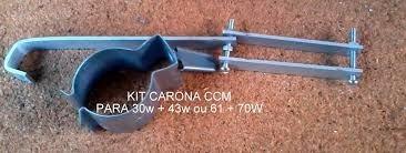 Kit Karona Com Lnb Para Antenas