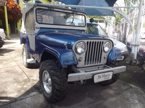 Jeep Willys 1971 6 Cc