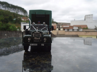 Miniatura De Carreta Mack B-61 T Frete Grátis