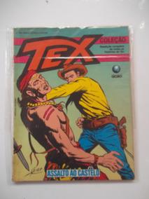 Revista Tex Editora Globo Nº 71 Assalto Ao Cast Ótimo Estado