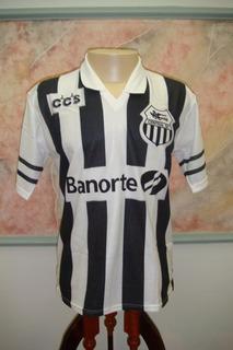 Camisa Futebol Central Caruaru Pe Ccs Jogo Antiga 245