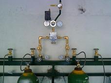 Oxigeno Instalaciones Manifold Tomas Gases Medicinales