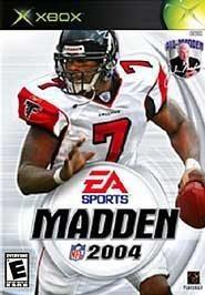 Ea Sports Madden Nfl 2004 Xbox