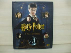 Livro Harry Potter - A Magia Do Cinema - Em Portugues
