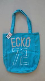 Bolsa Tote Bag Ecko Praia