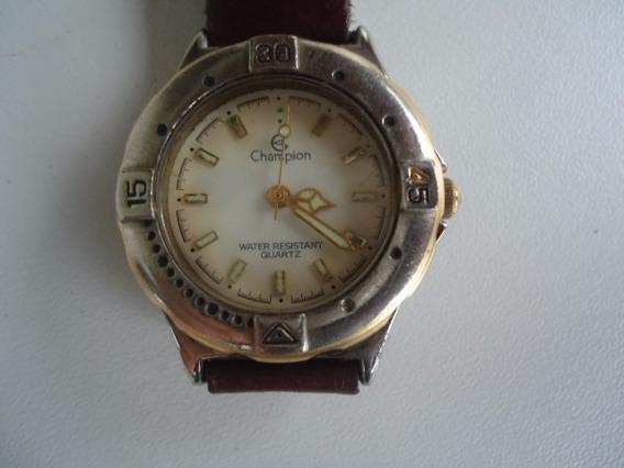 Relógio Quartz Champion Feminino
