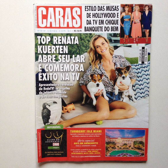 Revista Caras Renata Kuerten Sabrina Sato Fernanda Nº1137
