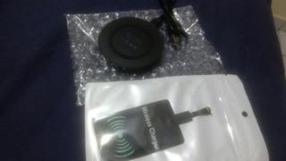 Kit Carregador Wireless Com Frete Grátis