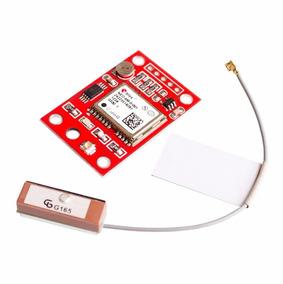 Módulo Gps Gy-neo6mv2.0 + Antena