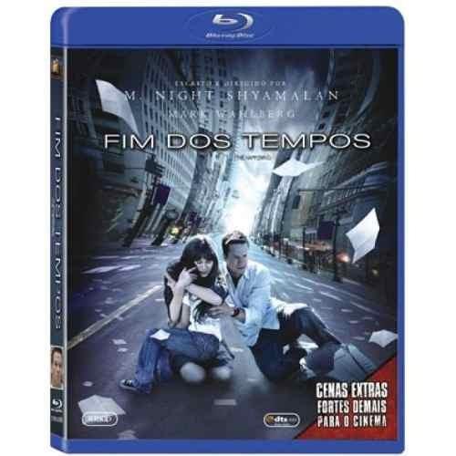 Blu-ray Fim Dos Tempos - Mark Wahlberg - Lacrado!