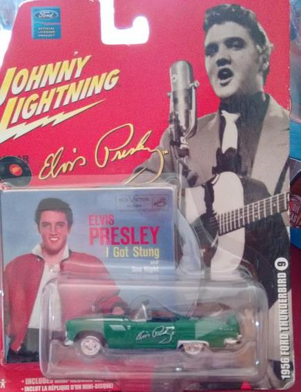 Auto 1956 Ford Thunderbird Elvis Presley Rock Retro Dis Rdf1
