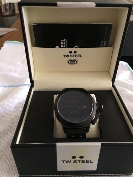Relógio Tw Steel,mod:1052 Na Caixa Sem Uso