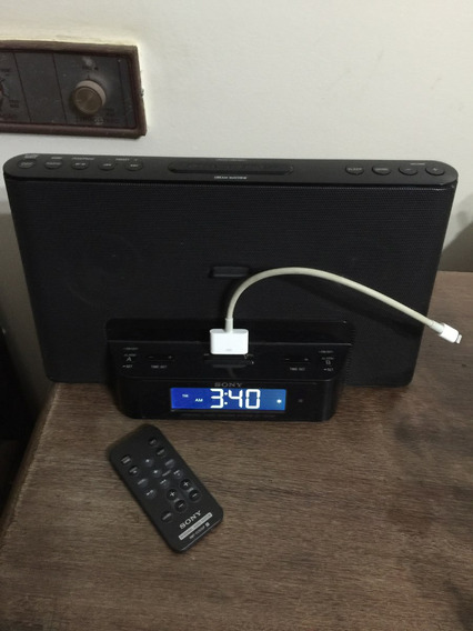 Sony Dock Station iPhone/iPod/iPad 3 E 4.