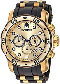 Invicta 17885 Pro Diver Ion-plated Pulseira De Poliuretano