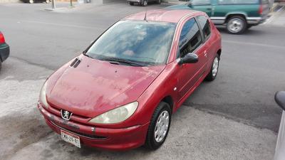 Peugeot 206, 2005 1.4 L, 3p, Std