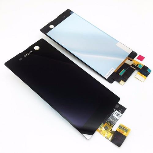 Pantalla Sony Xperia M5 Display Touch Vidrio Tactil Colocada