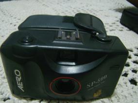 Câmera Fotográfica Aero Sp 500 Mecanismo Funcionando