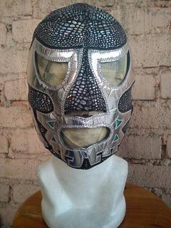 Máscara De Lucha Libre Profesional Modelo Kanek