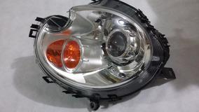 Farol L.e. Mini Cooper S 11 Com Xenon Original 63127269981