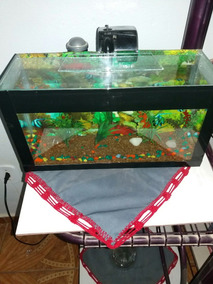 Aquagomes Aquários Para Peixes Ornamentais Novo