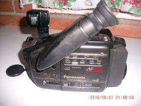 Filmadora Panasonic Af X8 Vhs Para Retirada De Peças