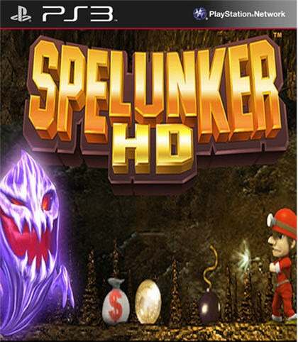Spelunker Hd Ps3 Psn - Midia Digital