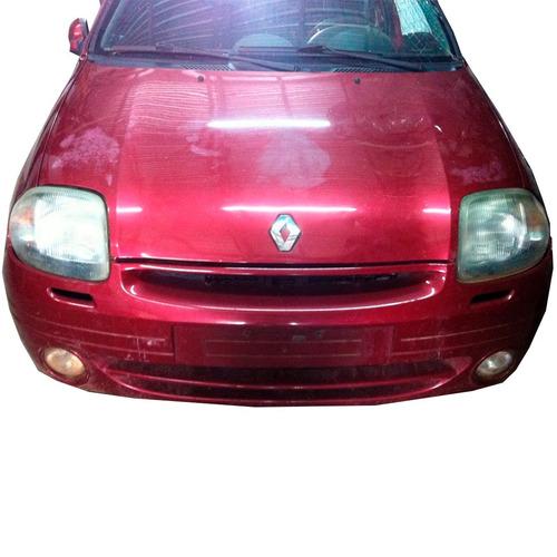 Sucata Renault Clio 1.0 16v Manual (somente Em Peças)