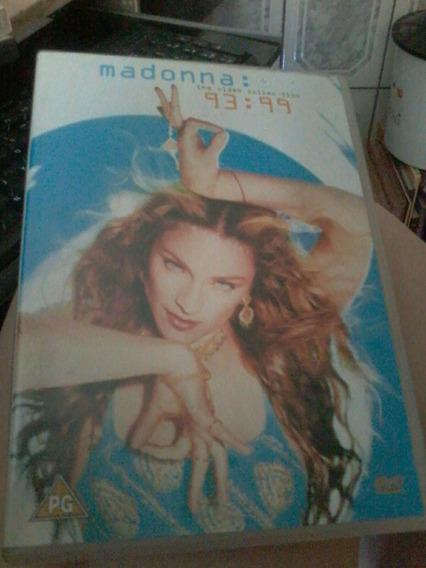 Madonna The Vi De O Collection93:99
