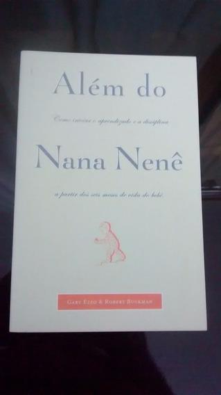 Livro Além Do Nana Nenê