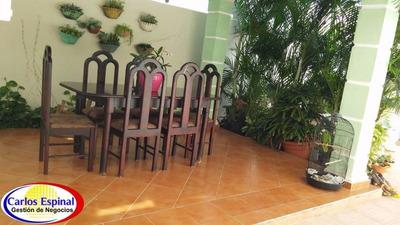 Casa De Venta En Higuey, República Dominicana Cv-082