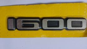 Emblema 1600 Fusca