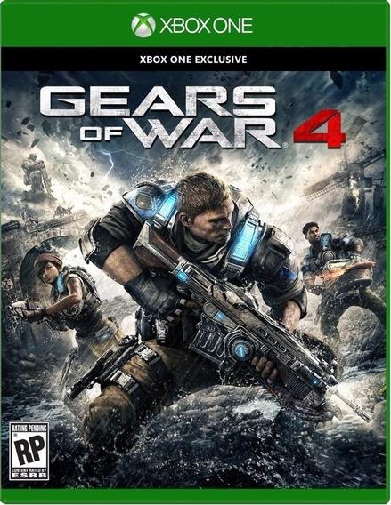 Gears Of War 4 - Xbox One - Código 25 Digitos