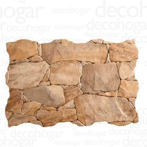 Revestimiento Simil Piedra Porcelanato Riba Nature Por Pieza