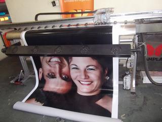 Plother Impressão Digital -1,80m De Boca 4 Cabeças-xaar