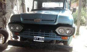 Ford Loba F-100 1960