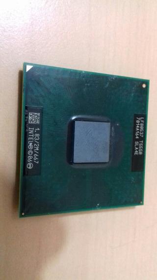 Processador 1.83 Intel Core Duo T5550 Sla4e