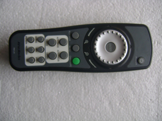 Controle Avermedia Rm Lw Original Postamos Todo Dia A59-5