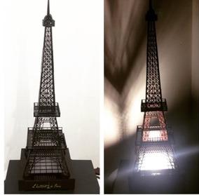 Abajur De Torre Eiffel