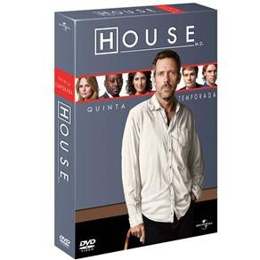 Box House M.d. / 5ª Temporada / 6 Dvds / Original Lacrado