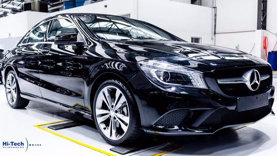 Mercedes-benz Cla 200 2019 - Blindado