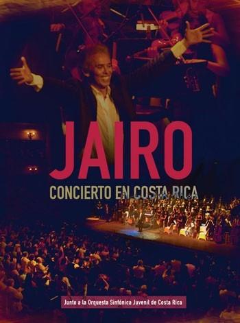 Jairo En Vivo En Costa Rica 2cd's+dvd Open Music D-