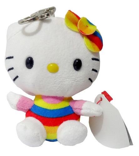 Pelúcia Beanie Babies Ty Dtc 3518 Hello Kitty Cupcake